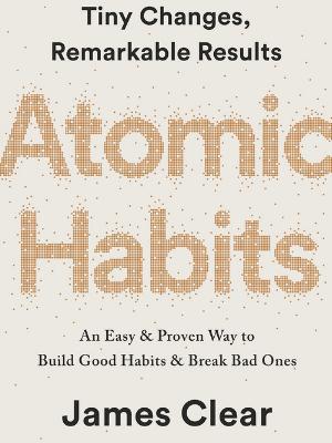 Efektywność osobista książki: Atomic Habits