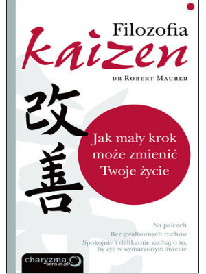 Efektywonść osobista książki: Filozofia Kaizen